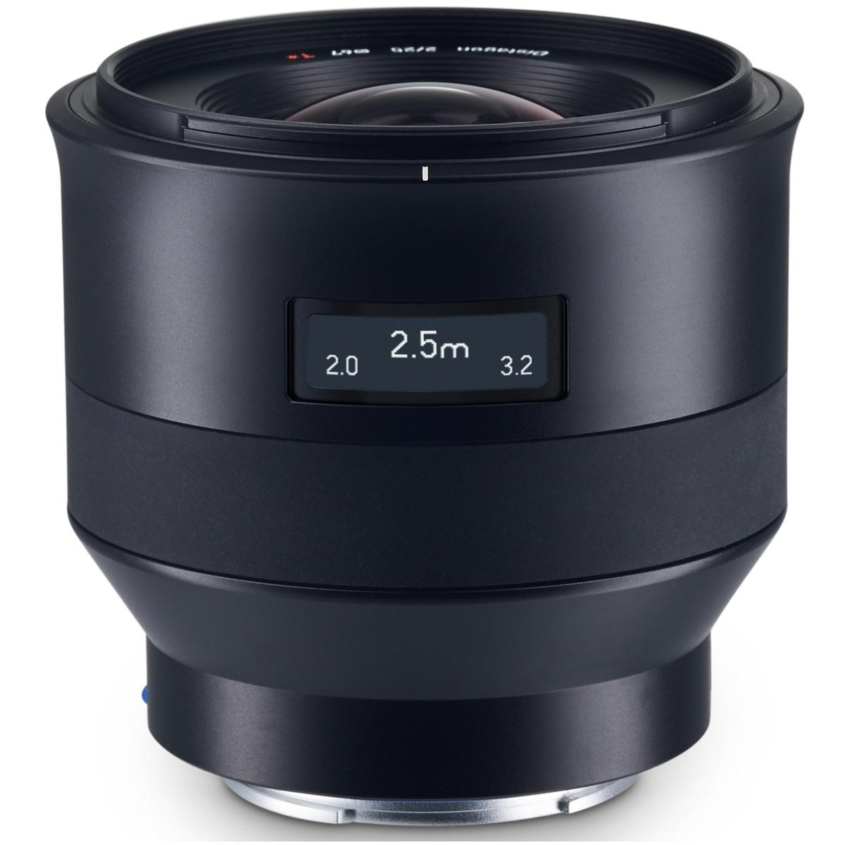 ZEISS Batis 2/25 Objektiv für Sony E-Mount für 969 Euro (Bestpreis) durch Sofortrabatt