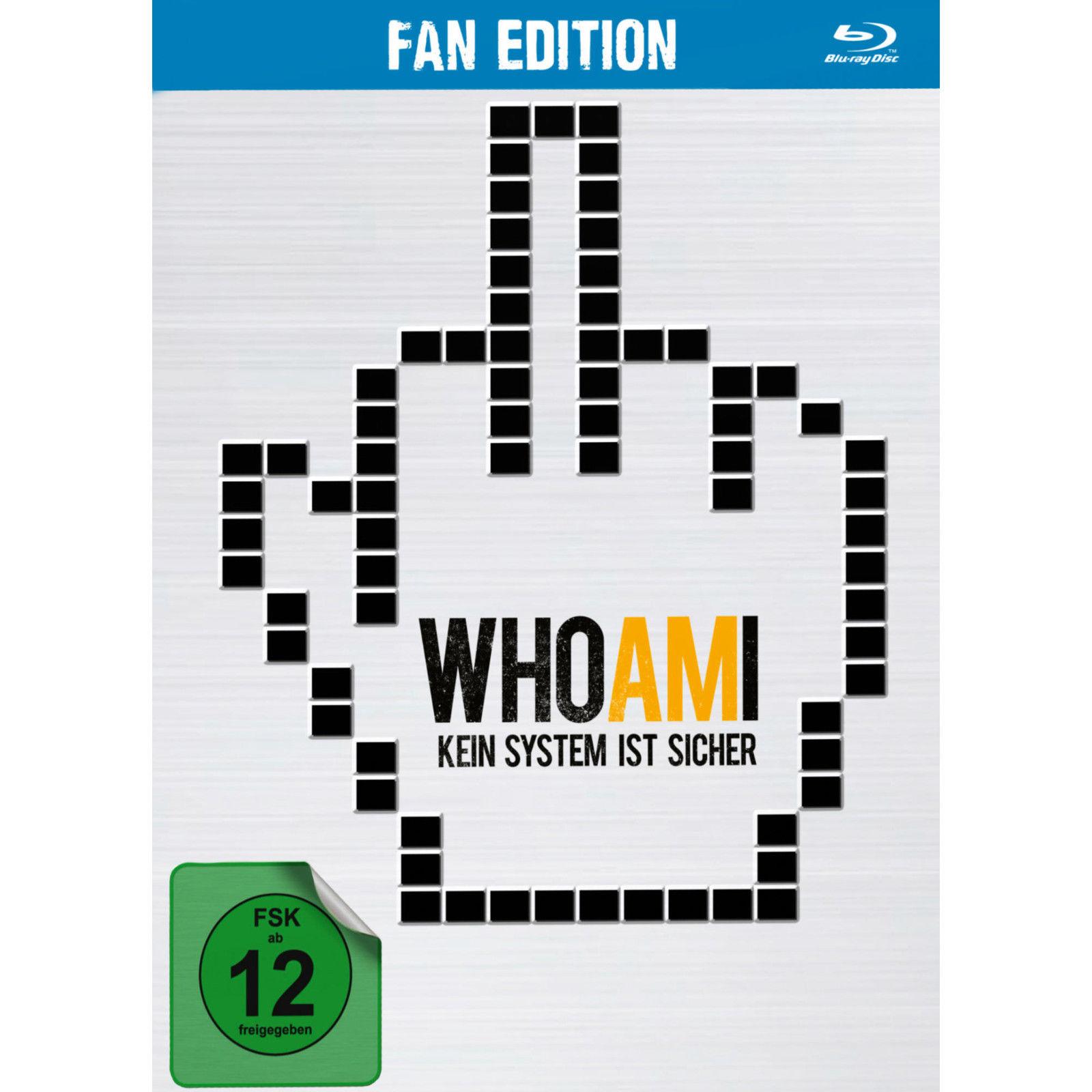 Who am I - Kein System ist sicher Limited Steelbook Edition (Blu-ray) & Easy Rider Limited Steelbook Edition (Blu-ray) & Hancock Extended Version Limited Steelbook Edition (Blu-ray + DVD) für je 7,99€ (Saturn)