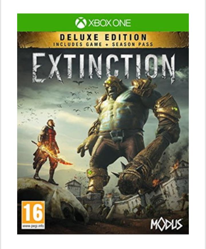 ExtinctionDeluxe Edition + Season Pass (Xbox One) für 20.01€ (Base.com)