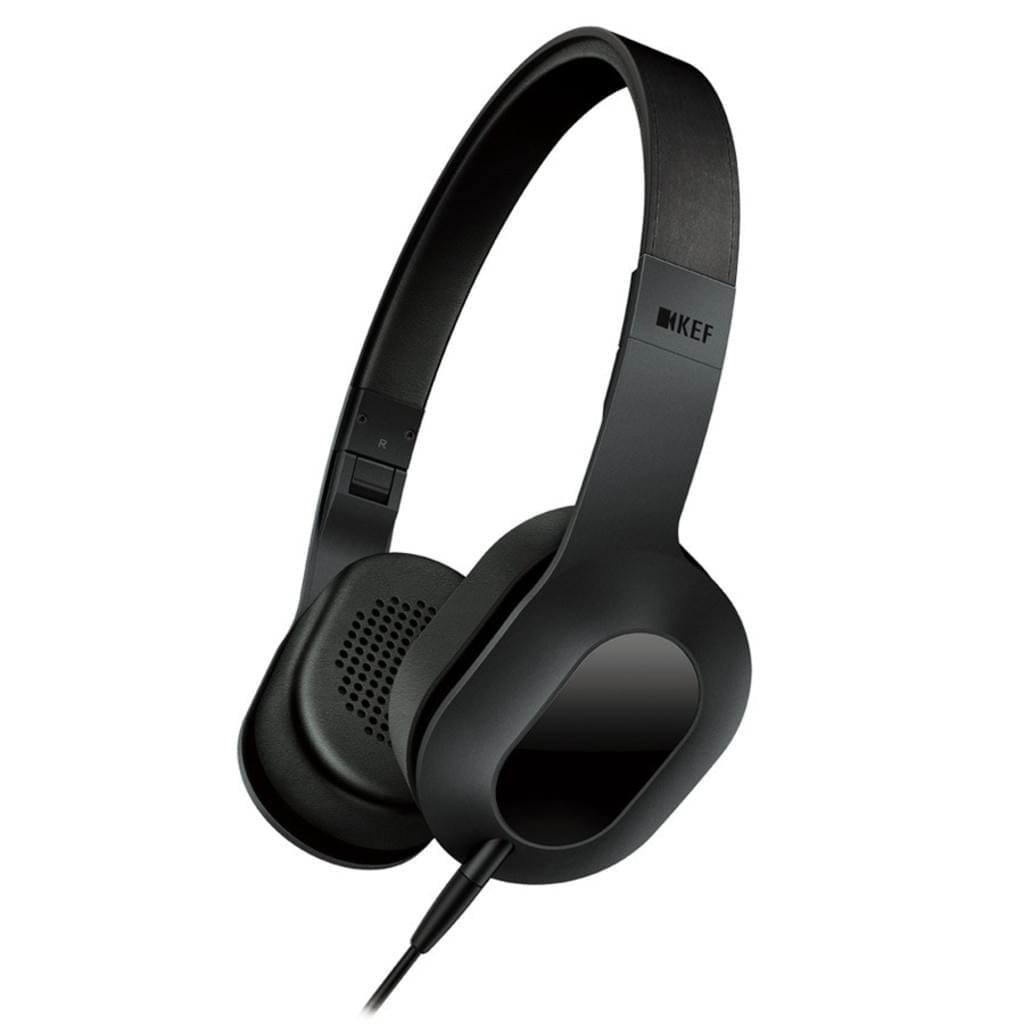 KEF M400 HiFi Design On-Ear-Kopfhörer