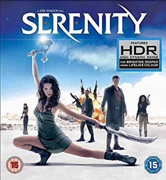 Serenity in 4K mit HDR bei iTunes für 3,99€ kaufen