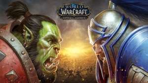 World of Warcraft - Battle for Azeroth Addon dlc pre-order