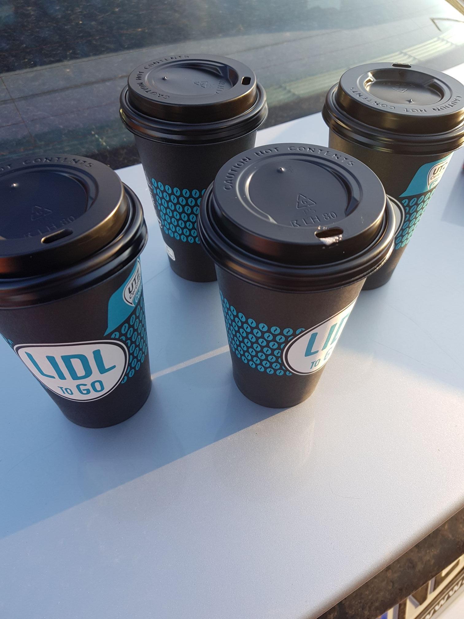 Frei Kaffee  (Lokal Lidl Kaarst)