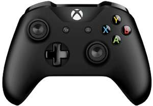 Xbox One S Wireless Controller (Schwarz) + Halo 5: Guardians und Forza Horizon 2 (Xbox One Download Code) für 39€ versandkostenfrei (Saturn)
