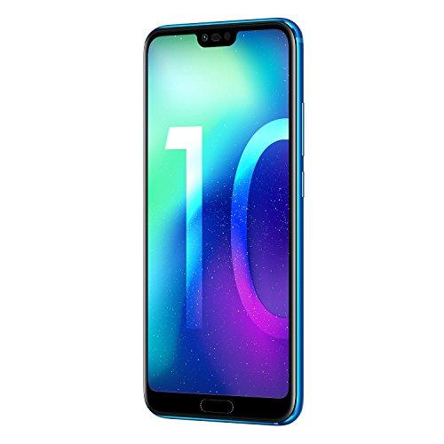 Honor 10 Smartphone (5,84 Zoll, 64GB, 4GB, 16 MP Dual Camera) versch. Farben + 30€ Cashback