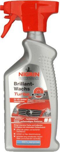 [Posten Börse] NIGRIN Hartwachs Politur oder Brilliant Glanz Turbo Wachs (500 ml) für 1,99 €