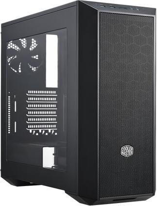 Cooler Master MasterBox 5 ATX-Gehäuse schwarz oder weiss mit Acrylfenster @mindfactory.de/Mindstar (VSK-frei)