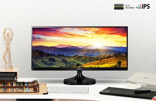 LG 34UM58-P Ultra Wide IPS 34 Zoll Monitor bei Rakuten