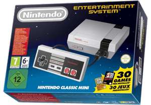 [Lokal: AT]Nintendo Classic Mini NES