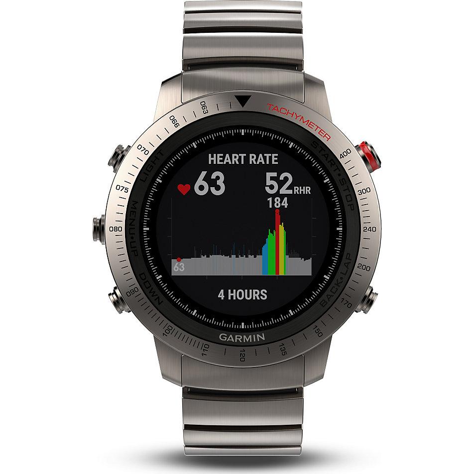 Garmin Smartwatch fenix Chronos Titan bei Christ