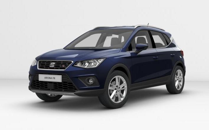 [Gewerbeleasing] SEAT Arona 1.0 EcoTSI FR (115 PS) | LF: 0,672 | monatl. 163,89€ Brutto