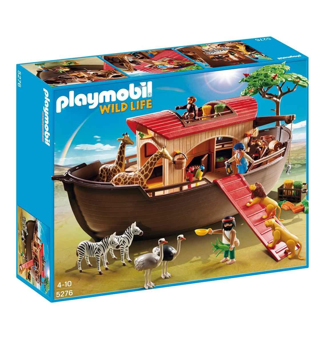 PLAYMOBIL® Wild Life Große Arche der Tiere 5276