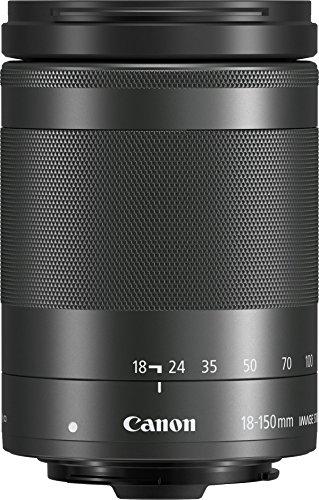 Canon EF-M 18-150mm f3.5-6.3 IS STM für 287,89€ [Amazon.es]