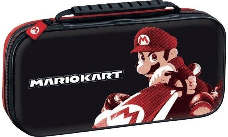 Nintendo Switch Travel Case Deluxe inkl. Zubehör-Set (Mario Kart 8) für 14,99€ versandkostenfrei (Saturn)