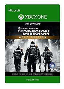 Tom Clancy's The Division Gold Edition (Xbox One) für 4,39€ (Xbox Store AR VPN Xbox Live Gold)