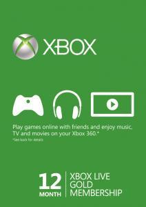 12 Monate Xbox Live Gold für 22,11€ (CDKeys VPN BR)