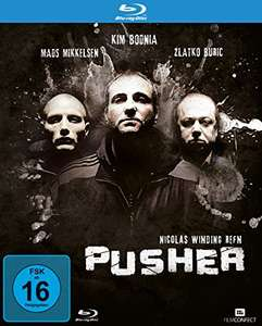 Pusher (Blu-ray) für 5,99€ (Amazon Prime & Media Markt)