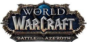 World of Warcraft + Legion + neueste Erweiterung + Charakter Boost 110 + 30 Tage Spielen