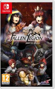 Fallen Legion: Rise to Glory (Switch) für 27,92€ (ShopTo)