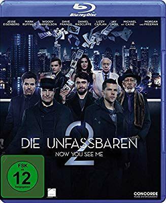 Die Unfassbaren 2 - Now You See Me [Blu-ray] (Amazon Prime)