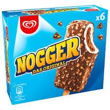 Langnese Multipacks: 6er Nogger (1,55€ mit Marktguru), 8er Flutschfinger und 8er Twister Mini [Penny]