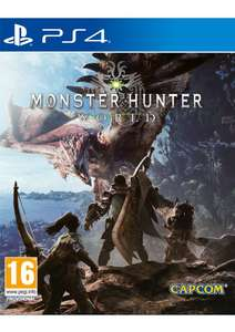 Monster Hunter: World inkl. Bonus DLC (PS4) für 30,74€ (SimplyGames)