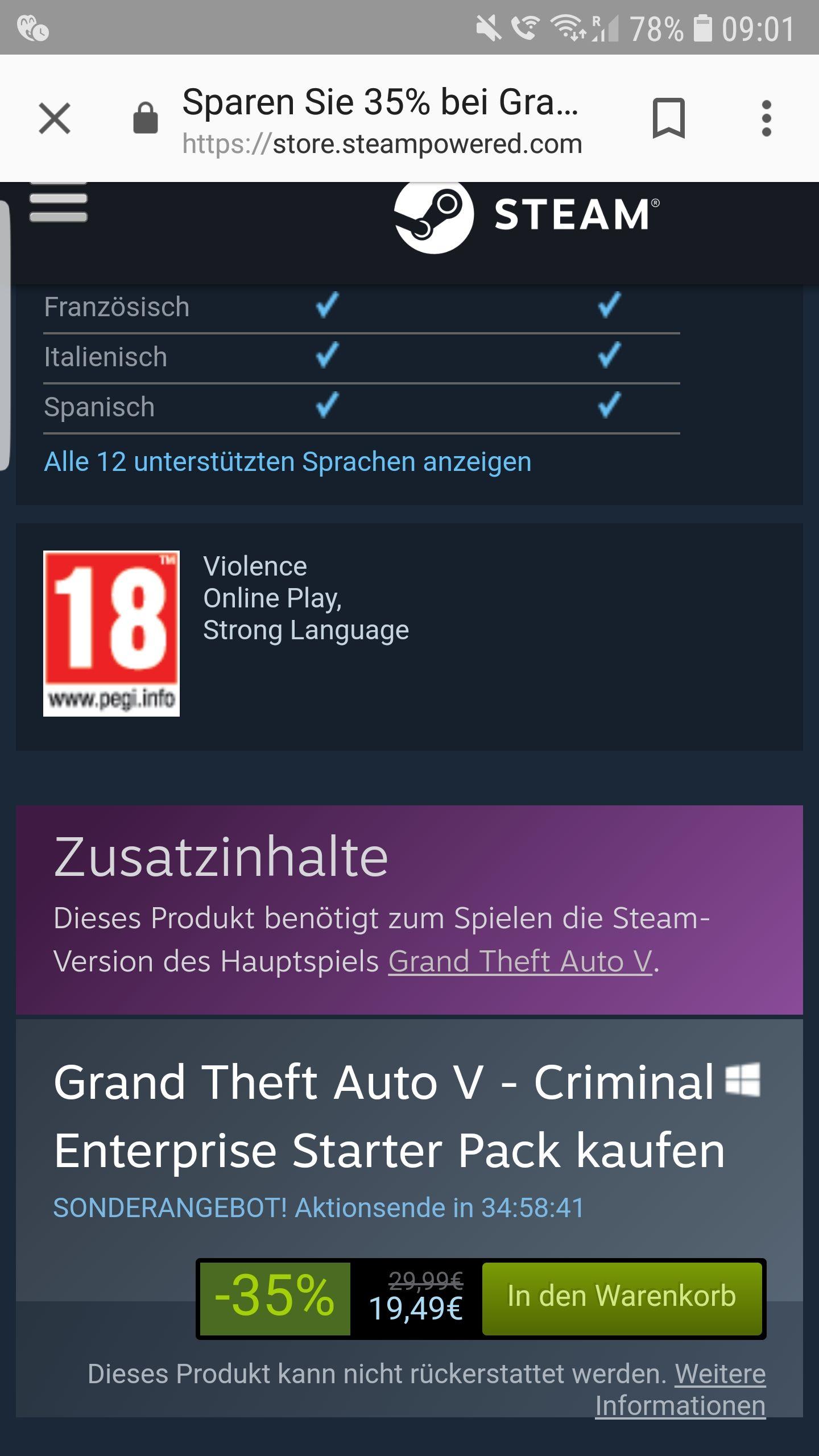 GTA V Criminel Enterprise Starter Pack