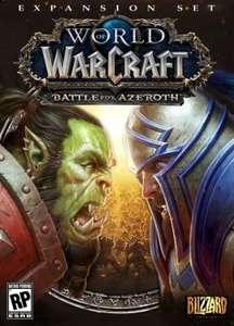 World of Warcraft Battle for Azeroth Preorder Box