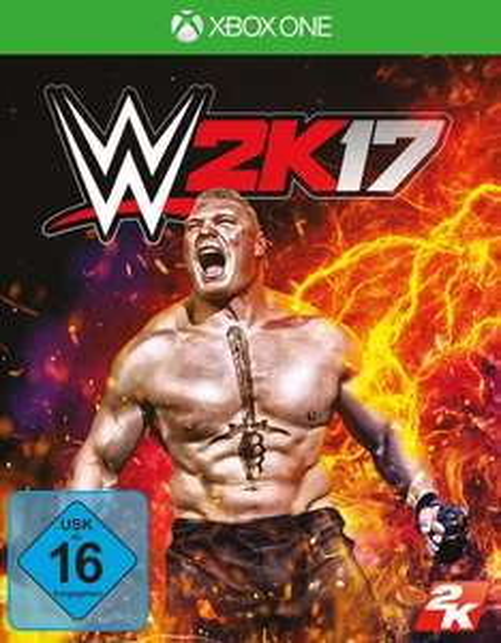 WWE 2K17 (Xbox One) & NBA 2K17 (Xbox One) für je 7,99€ (GameStop)