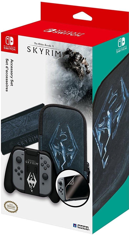 Nintendo Switch Starter Kit - The Elder Scrolls: Skyrim für 10,96€ (GameStop)
