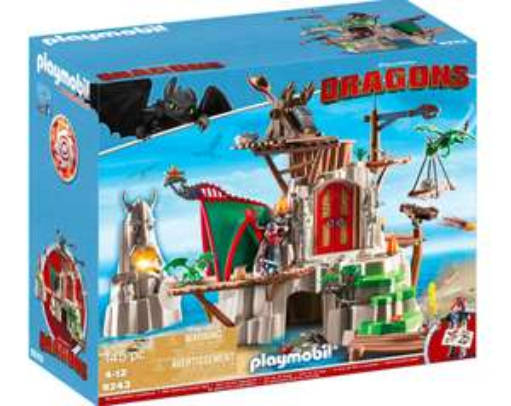Playmobil Dragons 9243 - Berk