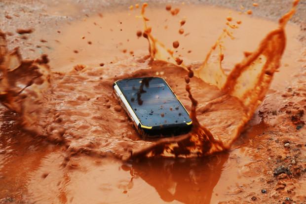 BV9500 Pro: Robustes, wasserdichtes Outdoor-Smartphone mit integr. Funkgerät