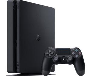 PlayStation 4 (PS4) Slim (Schwarz, Neu) [GameStop nur online]