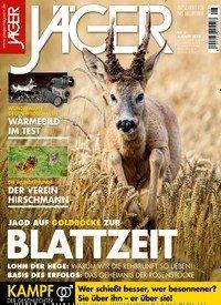 ePaper Monday: Zeitschrift JÄGER (August 2018)