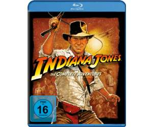 Indiana Jones - The Complete Adventures (Bluray) (Abholung Thalia)