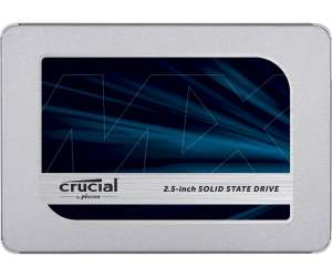 """Crucial MX500 Intern SSD 2.5"""" - 500GB (Rabo)"""