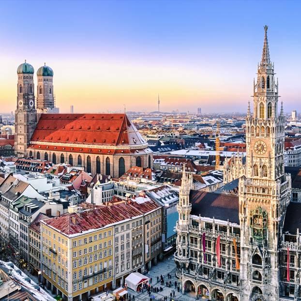 Hotel: München - 2 Nächte im 4* Marriott München (96%) inkl. Frühstück ab nur 229€