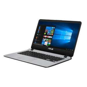 "[NBB] Asus VivoBook F407UA-EB094T / 14"" Full-HD Display / Intel Core i3-6006U / 8 GB RAM / 256 GB SSD / Windows 10 / grau"