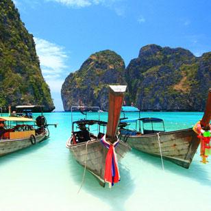 Flüge: Bangkok [September - November] - Hin- und Rückflug mit SkyTeam oder Oneworld von Hamburg und Düsseldorf nach Bangkok ab nur 414€ inkl. Gepäck