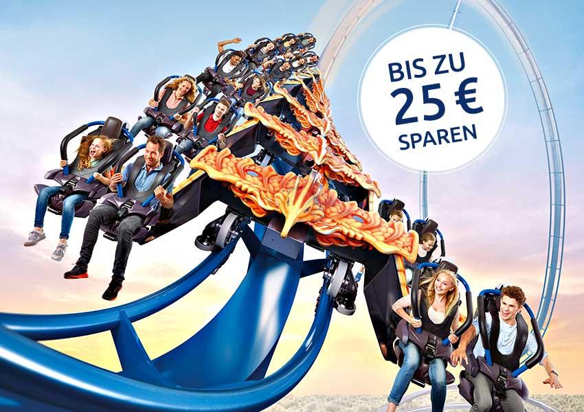 Freizeitpark Toverland 5 € Rabatt