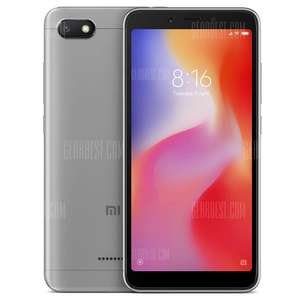 [Gearbest] Xiaomi Redmi 6A 4G 32GB Global Version - schwarz, grau, gold, blau