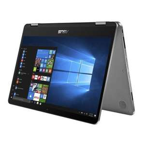 "Asus VivoBook Flip TP401NA-EC044T / 14"" Full-HD 2-in-1 Display / Intel Pentium N4200 / 4GB RAM / 128GB eMMC / Windows 10 [NBB]"