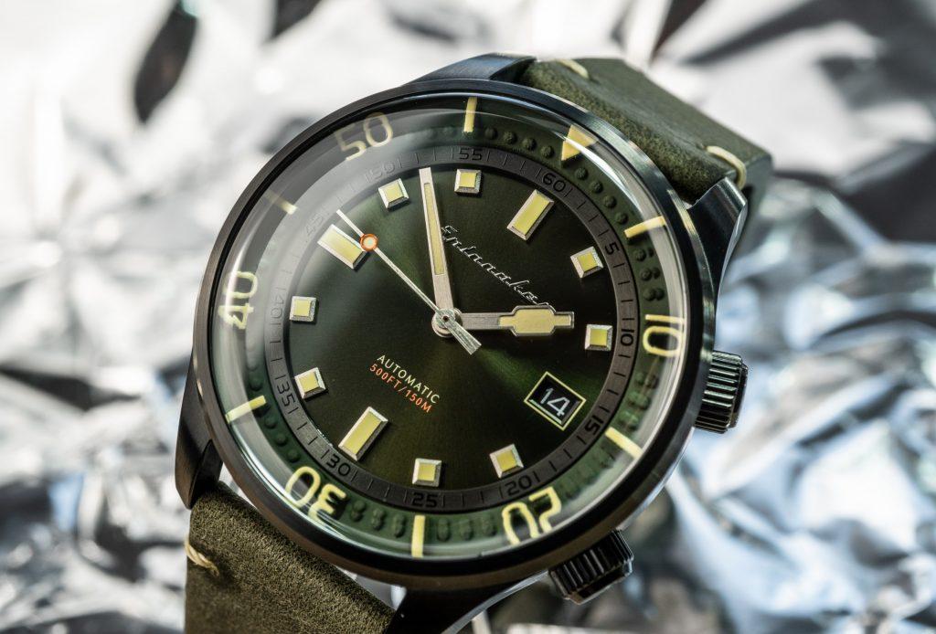 30% auf Uhren bei spinnaker-watches.com