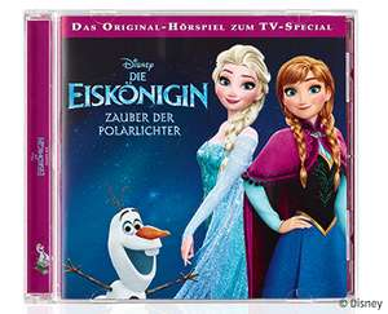 Kinder-Hörspiele auf CD bei [Aldi-Süd offline] ab 06.08., z.B. Eiskönigin, Dschungelbuch, Leo Lausemaus, Bibi und Tina etc.