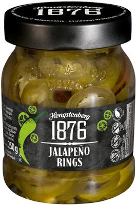 [Penny + Scondoo] Hengstenberg 1876 Saucen/Toppings (z.B. Jalapenos) für 0,29€