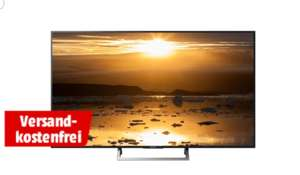 [Media Markt/ Amazon] SONY KD-55XE7005 LED TV (Flat, 55 Zoll, UHD 4K, SMART TV)
