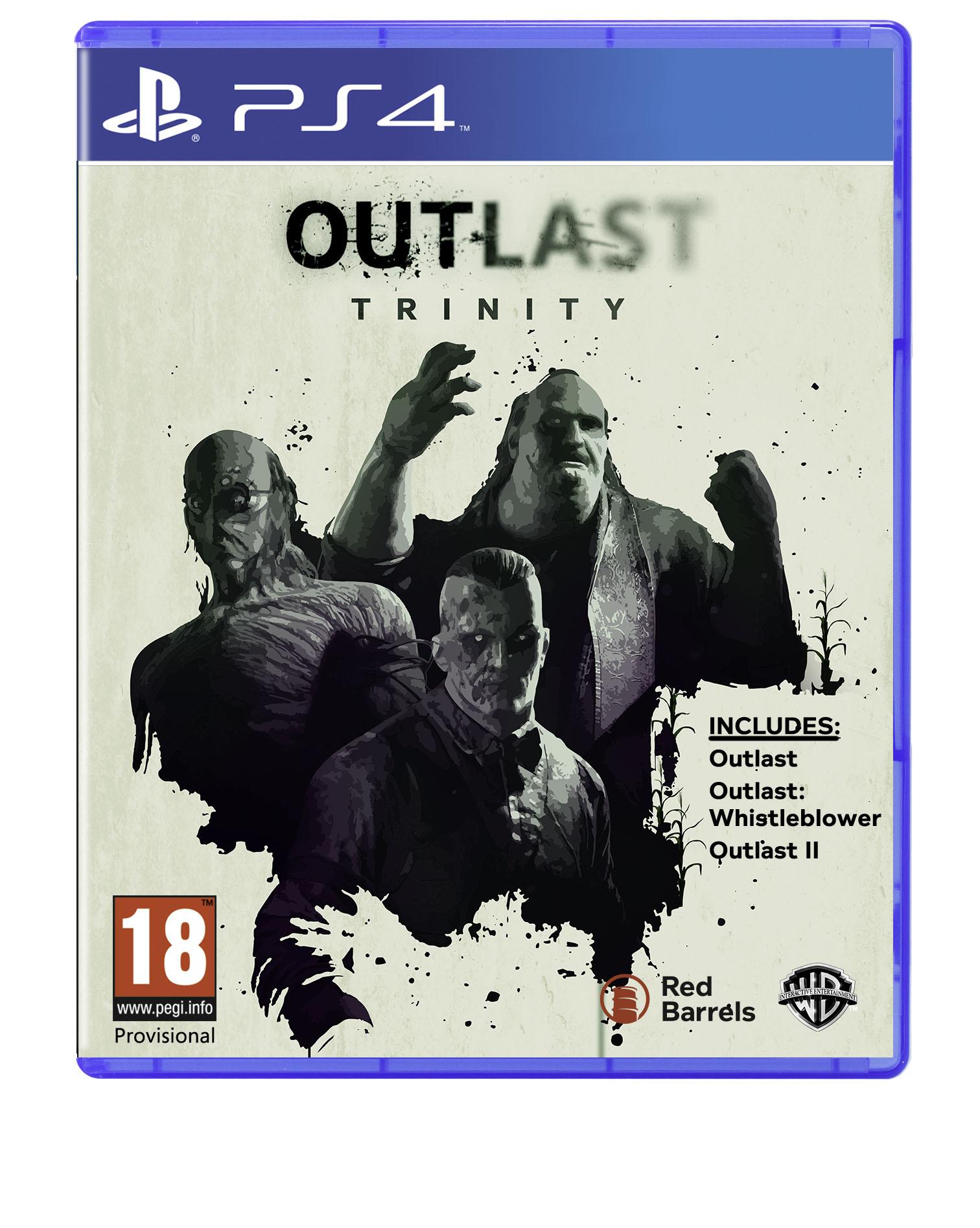 Outlast Trinity (PS4) für 18,10€ (Base.com)