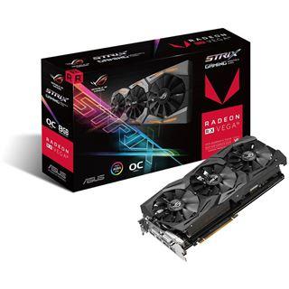 8GB Asus Radeon RX Vega 56 ROG Strix OC