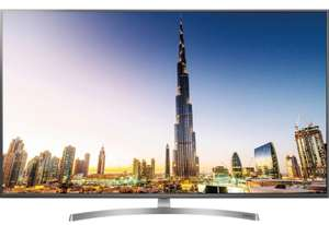 LG 55 SK 8100 LLA - 139 cm (55 Zoll) Fernseher (4K Super UHD, HDR 10, Dolby Vision, Dolby Atmos, Smart TV)