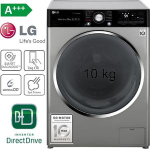 LG F14WM10TT6 - 10kg A+++ Waschmaschine mit Dampffunktion, DirectDrive uvm.